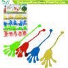 la festa di compleanno appiccicosa di plastica delle mani 20PCS favorisce a capretti il giocattolo