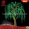 Real Mirar LED Xmas DC24V / 12V Verde Decoración Navideña Willow Tree Light