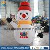 Populärer aufblasbarer Schneemann für Weihnachtsyard-Dekoration