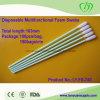 Устранимые медицинские зубоврачебные пробирки пены Ly-Fs-740