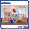 Caixa do PVC do empacotamento plástico da impressão do tipo