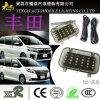 Lichte Lamp van de Vrachtwagen van de LEIDENE Bagage van de Auto de Auto voor Toyota Noah Voxy 80
