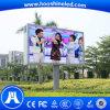 Niedriger Verbrauch farbenreiche im Freienbildschirmanzeige LED-P8