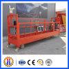 Zlp800 pintou o tipo de aço plataforma suspendida Stirrup do parafuso da extremidade