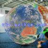Elio che fa pubblicità all'aerostato gonfiabile gigante dell'elio della luna Balloon/PVC