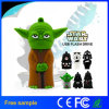 USB 2.0 Darth Vader Pendrive da vara do USB de Star Wars