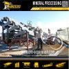 Haute Intensité Ilménite Séparation humide multi rouleau machine magnétique 14000 Gauss