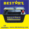 12V66ah New Automobile Car Batteries per Auto Vehicle Inizio