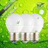 bulbo de 85-265V 4W 6W E27 Dimmable LED con el CE de RoHS