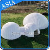 Inflatable esterno Igloo Tent, Inflatable Igloo Advertizing Tent da vendere, Outdoor Inflatable Igloo Lawn Tent