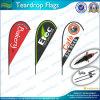 Advertizingのための屋外のCustom Teardrop FlagsかTeardrop Banners (L-NF04F06064)
