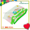 Servilleta de papel mojada del cuidado de piel del bebé