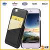 더하기 iPhone 6을%s 새로운 가죽 지능적인 이동 전화 상자