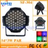 54*3W Not Waterproof LED PAR Light