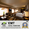 高品質のホテルの家具の王ベッド部屋の家具(EMT-HTB04-4)