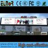 Pantalla de visualización publicitaria a todo color al aire libre de LED P10