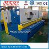 QC12Y-20X3200 Hydraulic scherende Maschine des Stahlplatten-Ausschnitts