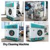 Voll geschlossene automatische Trockenreinigung-Maschine für Verkauf