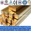 JIS Standard Brass Square Rod e Bar con Cheap Price