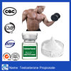 Point d'ébullition et propionate stéroïde de testostérone de norme 99% d'USP