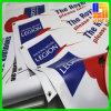 Знамя PVC винила собственной личности высокого качества слипчивое для печатание цифров