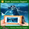 2015 новый мобильный телефон Waterproof Bag PVC Design 20m Deepth Available Eco-Friendly с Armlet и Lanyard