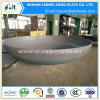 Protezioni di estremità capa ellittiche servite del acciaio al carbonio per il contenitore a pressione