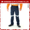 2016 pantalons en gros de sûreté de Mens avec le taraud r3fléchissant de visibilité élevée