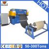 Auto Transportband die de Hydraulische Machine van het Ponsen van de Matrijs (Hg-B60T) voedt