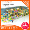 광저우에 있는 아이 Indoor Playhouse Indoor Soft Playground