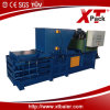 Ручное Binding Horizontal Baler для Plastic