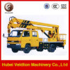 Euro4 Jmc 110HP Lift Platform Truck