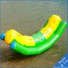 Panneau gonflable de titre de tube chaud de vente pour le jeu de stationnement de l'eau