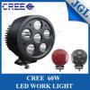 Jglのクリー族60W LED作業ランプ