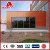 Color contínuo 4mm/3mm Aluminum Composite Panels