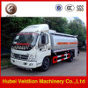 Caminhão de petroleiro do combustível de Forland 4X2 (petroleiro do aço de carbono 6cbm)