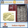 Alginato para el aditivo alimenticio, doméstico, impresión, teñiendo, materia textil del sodio,