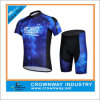 Pullover su ordinazione di Men Cycling con Padded Cycyling Gear Shorts