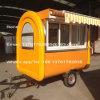 밖으로 Door Vending Verhicle Hot Dog Vending Truck (ZC-VL888)