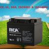Gel-tiefe Zellen-Gel-Batterien der Cer ULsgs-ISO9001 ISO14001 Batterie-12V