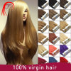 도매 Human Hair Pre-Taped Skin Weft 또는 Tape Hair Extension