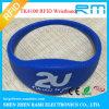 Wristband impermeável do silicone RFID da microplaqueta Ntag213/Ultralight C com preço de fábrica