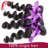 Cheveu péruvien de Vierge de produits capillaires de Remy de prolonge normale de bonne qualité de cheveux humains