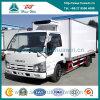 Isuzu 3 toneladas de rei Thermo caminhão Refrigerated Congelador