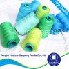 Linha Sewing girada núcleo do poliéster para a roupa/vestuário/sapatas/saco/caso