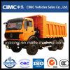 Beiben 340HP Dump Truck 10 Wheels Front Tipping Truck