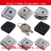 Kasten-Verschluss-Gepäck-Verschluss-Beutel-Verschluss-Metallverschlüsse mit Schlüssel