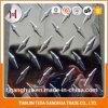 Diamant/Geruit/Betreden/Blad 1060/1100/3003/5052/5754 van het Aluminium van de anti-Skid/5-Staaf