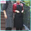 Avental da cozinha com a tela do poliéster do algodão feita em China