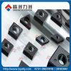 Square Type의 텅스텐 Carbide Indexable Milling Inserts